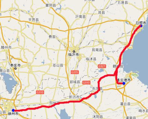 徐州,日照海滨,连云港,花果山 双卧8日游